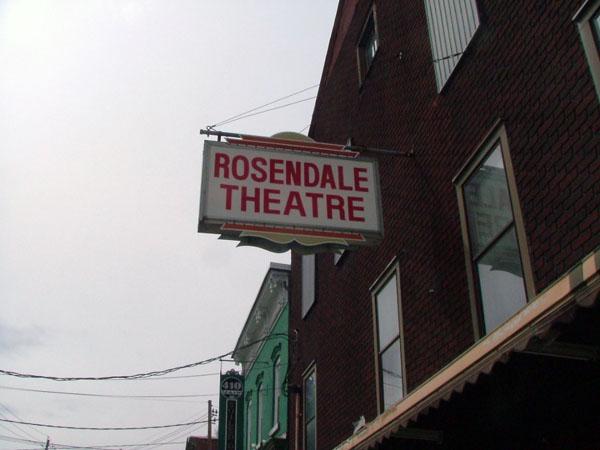 The Last Theatre