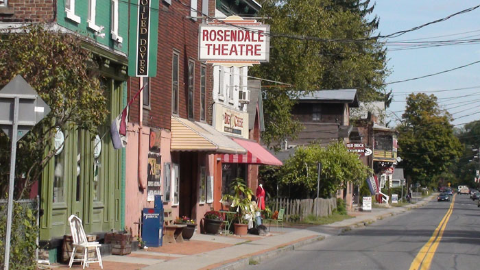 Rosendale Theatre Revisited