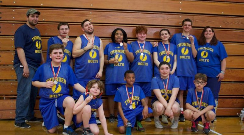 Student Athletes Host Special Olympics Basketball Tournament