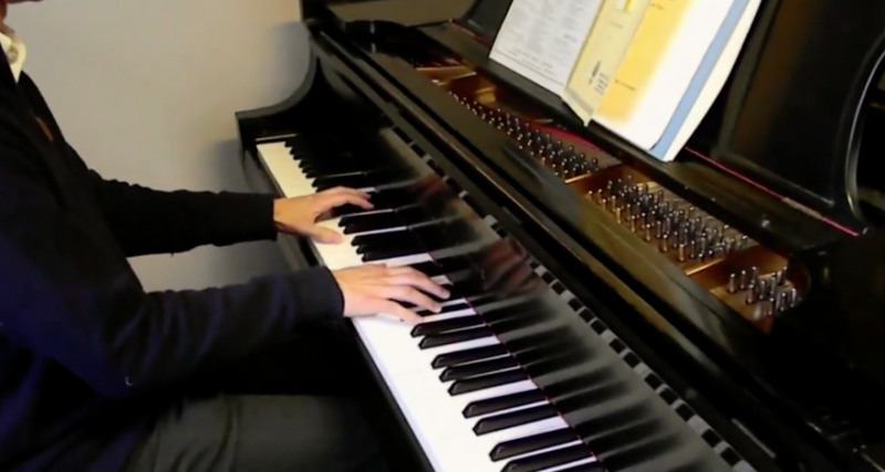 Piano Professor Alex Peh, A Mentor to Music Students