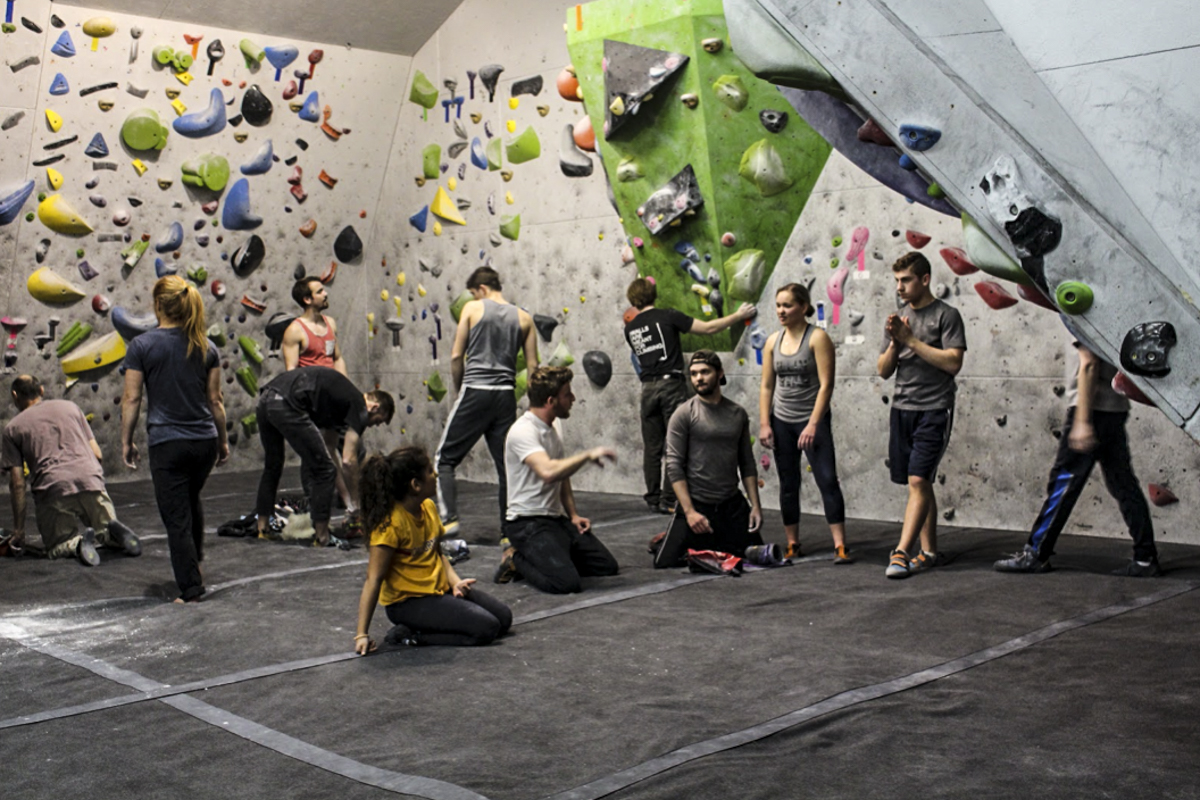 A Conversation with Christopher Scott: BC's Climbing Gym