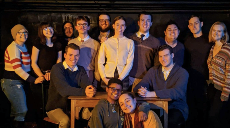 The Basement Players: The Little Theater Troupe That Could