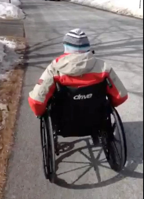 Life Above Wheels: From Out of the Hospital and Back Into School