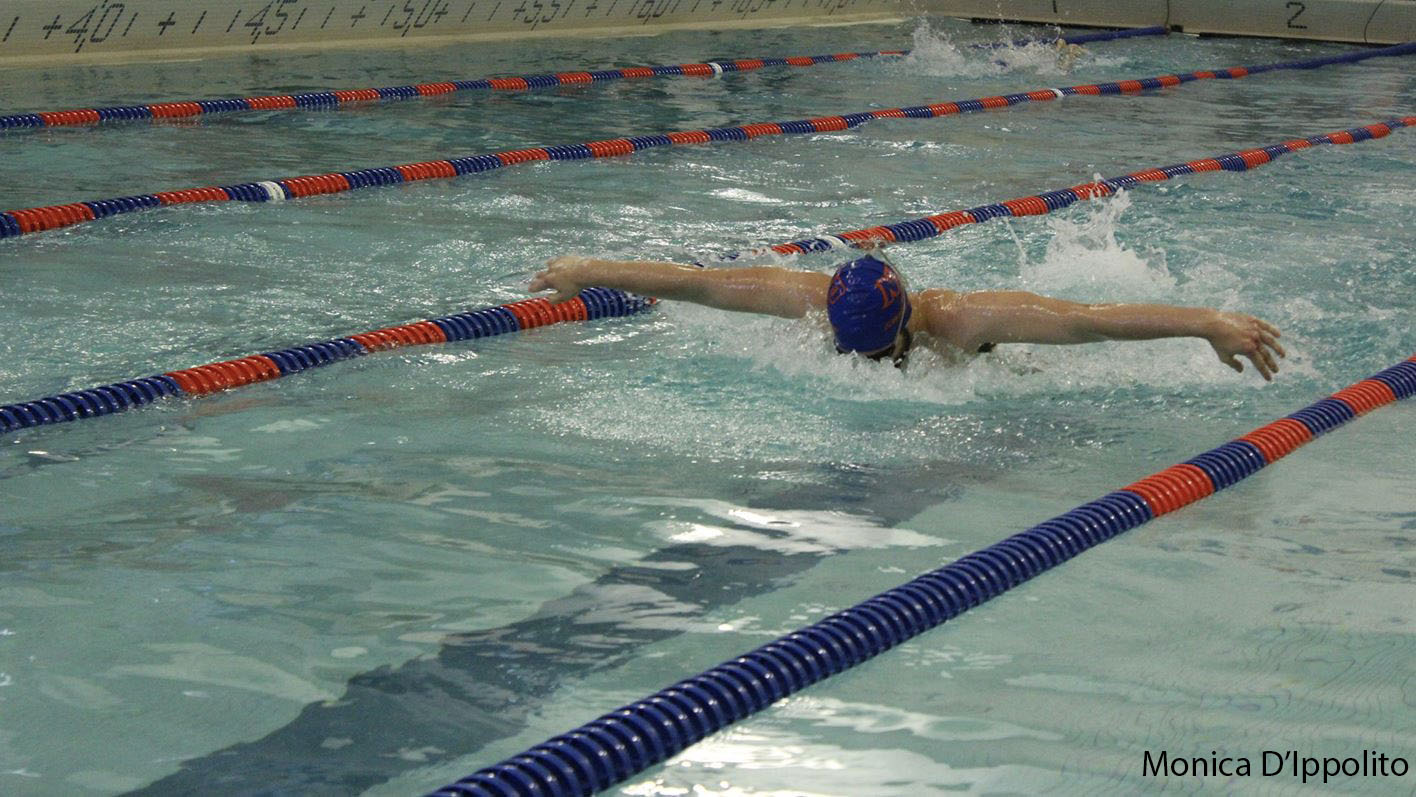 SUNY New Paltz Swimming Opens Up 2019-2020 Season at Cortland Pumpkin Relays
