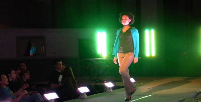 New Paltz Rocks the Runway