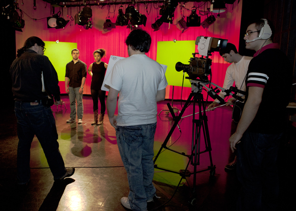 Video Remix: A Student Television Show