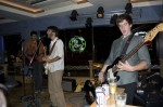 Ten Speed rocking out on stage during their set on Tues. Sept. 13. Photo By: Brenna Landerkin