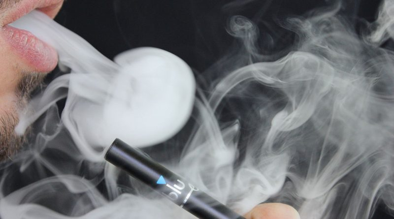 E-Cigs Banned From Same Spaces As Cigarettes