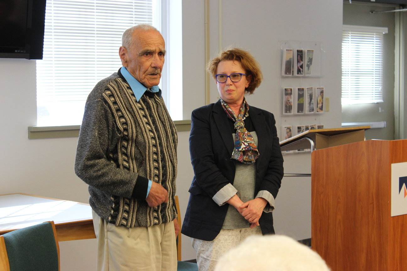 Surviving The Holocaust Hits Home For SUNY New Paltz Students