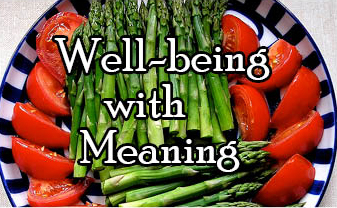 Well-being with Meaning: Just a Thought