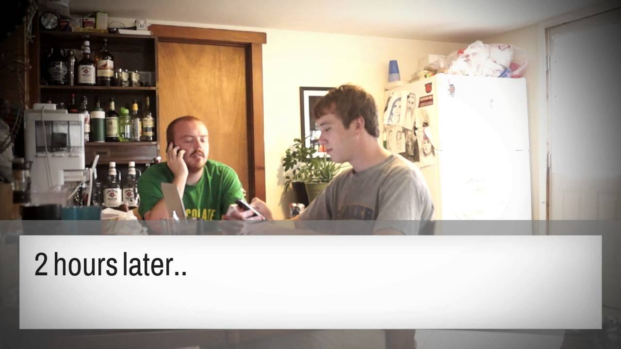 Being Digital: A Humorous Take on Smartphone Decisions