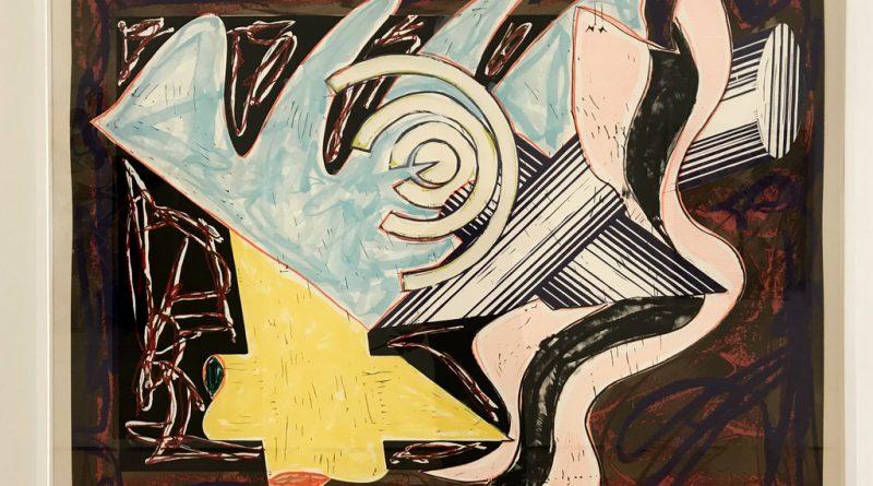Charcoal and Pastels Grant Bruce Pileggi Artistic Freedom