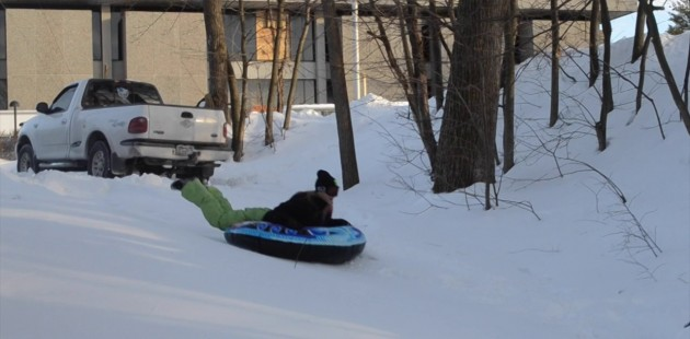 Best Places To Go Sledding In New Paltz