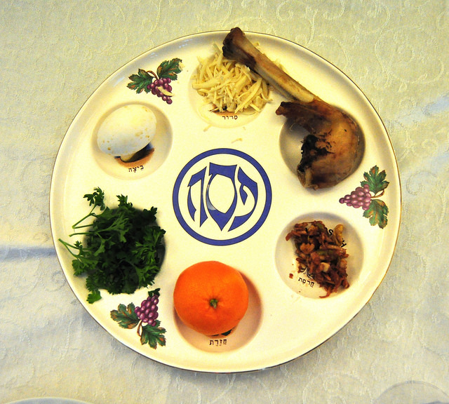 Passover Celebration in SUNY New Paltz