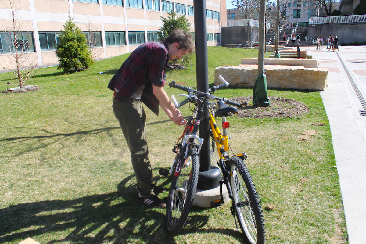 SUNY New Paltz Gearing for Bike-Friendlier Campus