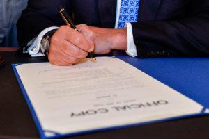 Cuomo signs a bill