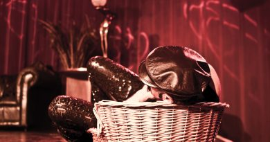 Pop A Pasty: An Insider's Journey With the New Paltz Burlesque Troupe