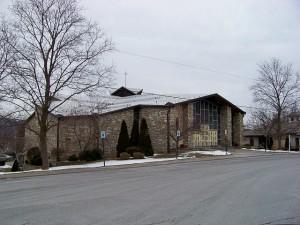 St. Joseph's Catholic Church in New Paltz. Photo courtesy of rchrdcnnnghm's flickr.