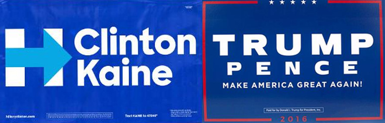 Marketing and Business Experts Dive Into Campaign Signage