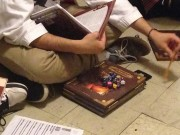 Dungeons and Dragons at New Paltz