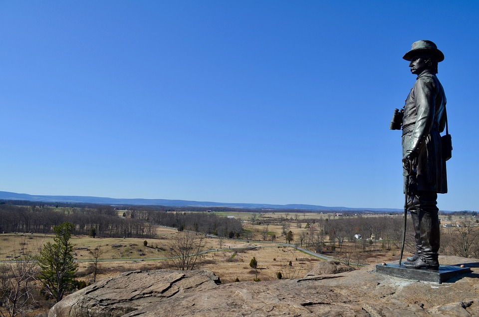 Visiting A Civil War Battlefield? These 5 are the Most Popular