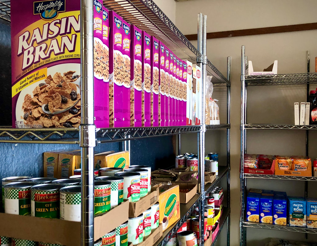 Campus Food Crisis: Fighting Hunger During a Pandemic
