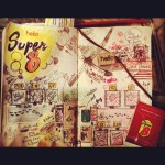 A travel log of the Super 8 hotel the students stayed at.