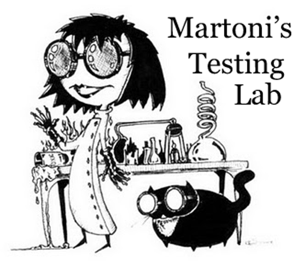 Martoni's Testing Lab: Shampoo: Organix?