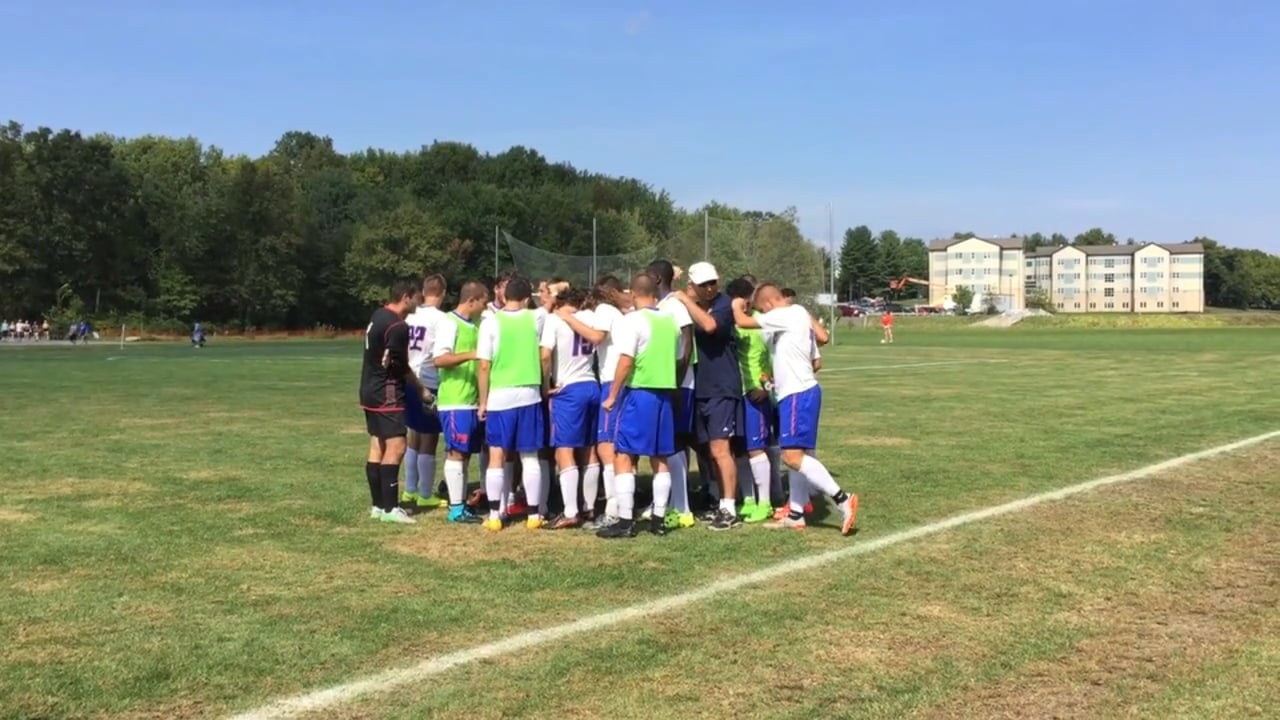 Men's Soccer Records Best Start In Program History