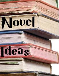 Novel Ideas: The First Law trilogy by Joe Abercrombie