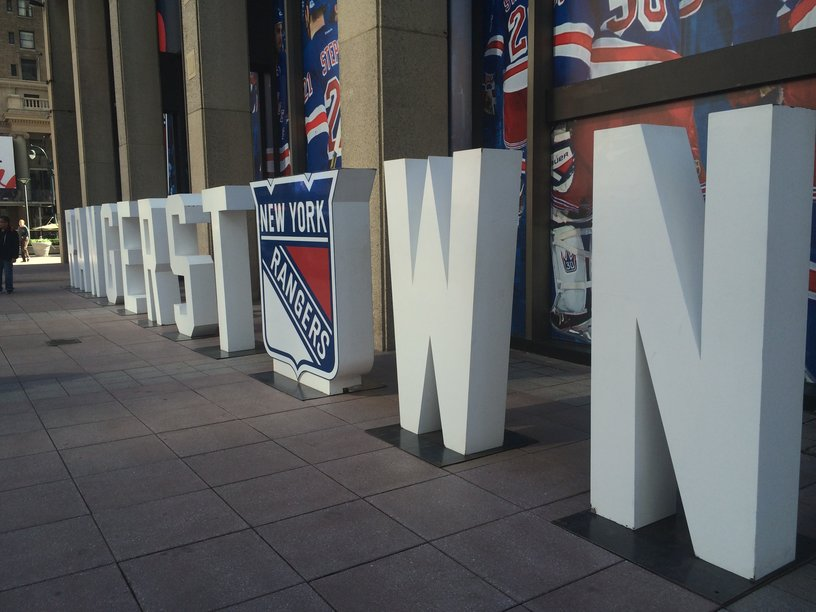 A Day in 'RANGERSTOWN'