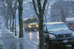 Scene from streets in Millbrook, N.Y. Photo by Hopeton Harrell