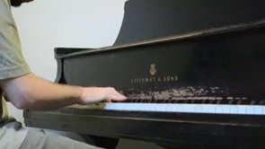 Student Composer and Teacher Finds Inspiration, Escape in Music