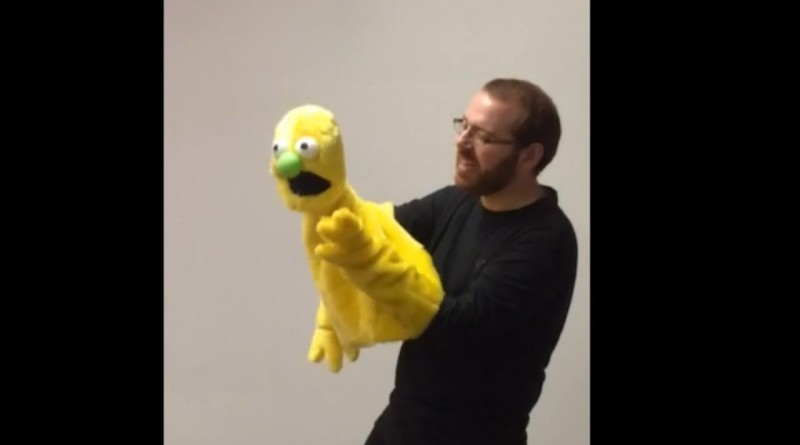 The Passionate Puppeteer