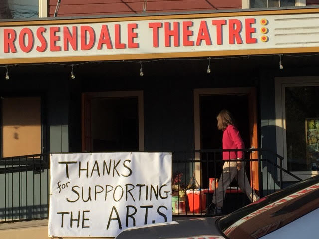 Rosendale Theatre: Can Small Movie Theaters and Live Performance Venues Make a Comeback?