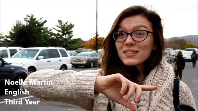 Video of the Week: How Do Feel About Parking on Campus?