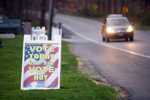 Polls Open 6 a.m. to 9 p.m. Tuesday; Find Out Where to Vote